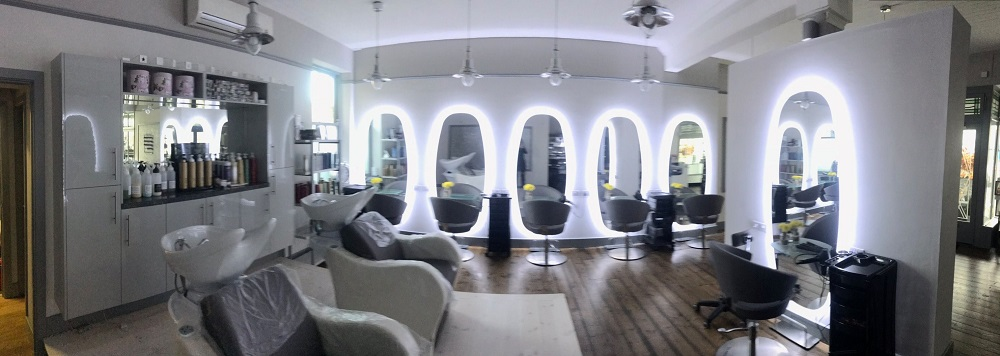 Inside La Suite Hair Beauty Salon in Corbridge Northumberland