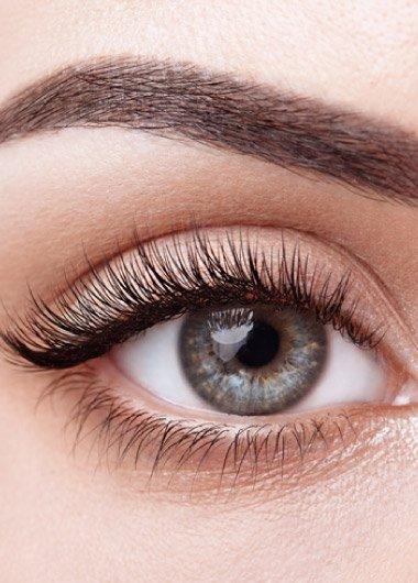 Eyes at La Suite Hair & Beauty Salon In Corbridge