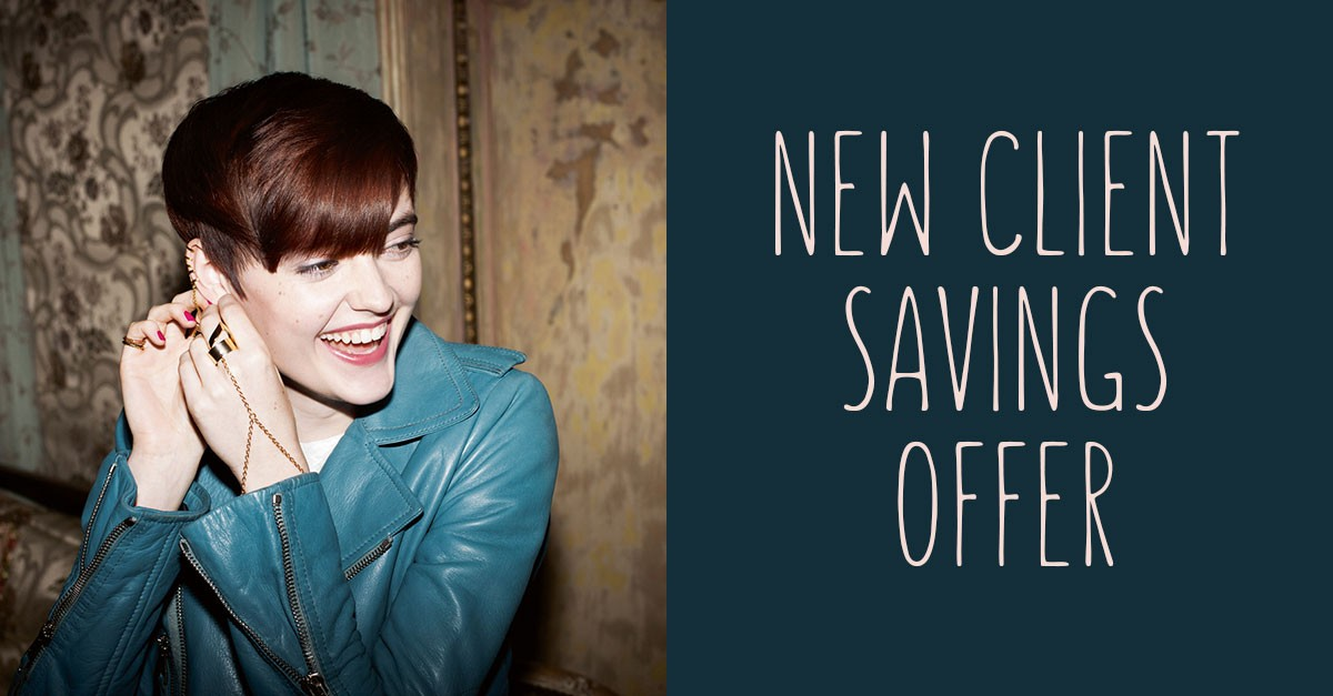 new client offer savings at la suite hair and beauty salon in corbridge
