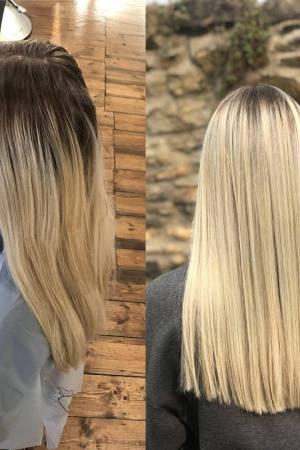 Hair Colour Correction At La Suite Hair & Beauty Salon in Corbridge