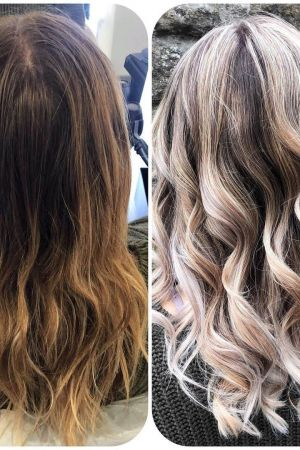 Colour Correction services at Top Northumberland Salon