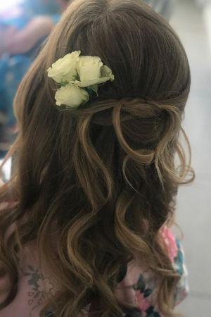 BRIDAL HAIR AT LA SUITE HAIR & BEAUTY SALON IN CORBRIDGE